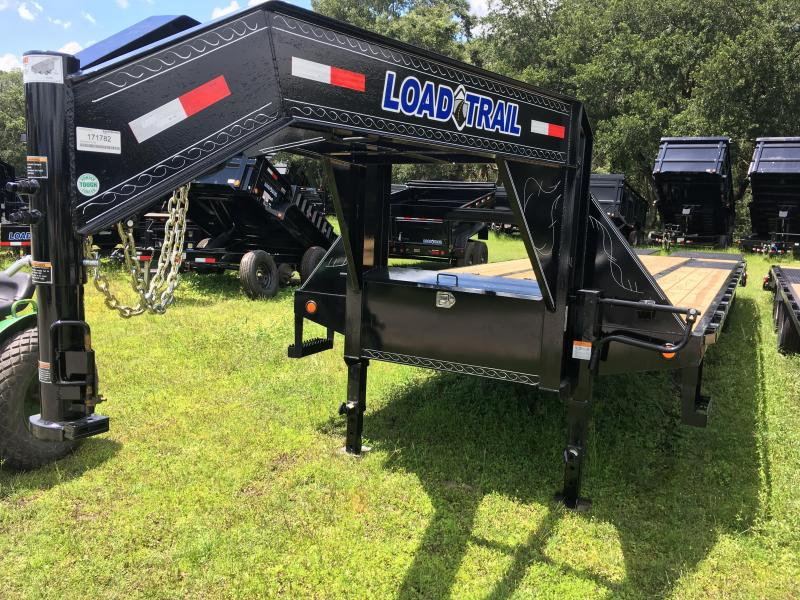 2019 Load Trail 8.5x32 Gooseneck Equipment Trailer