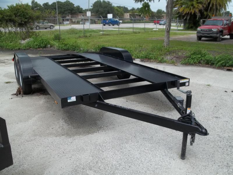 2013 Triple Crown Trailers tandem Equipment Trailers