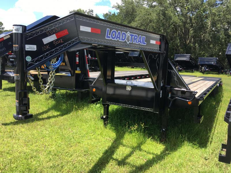 2018 Load Trail 8.5x30 Gooseneck Equipment Trailer