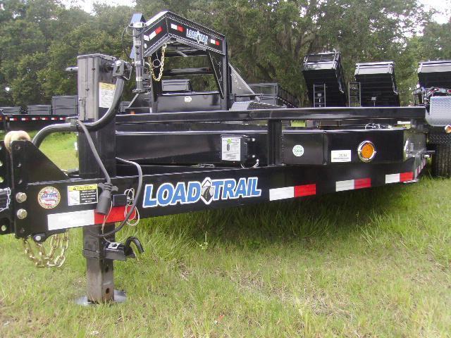 7X22 Load Trail Trailers  Low-Pro Tilt Deck Trailer