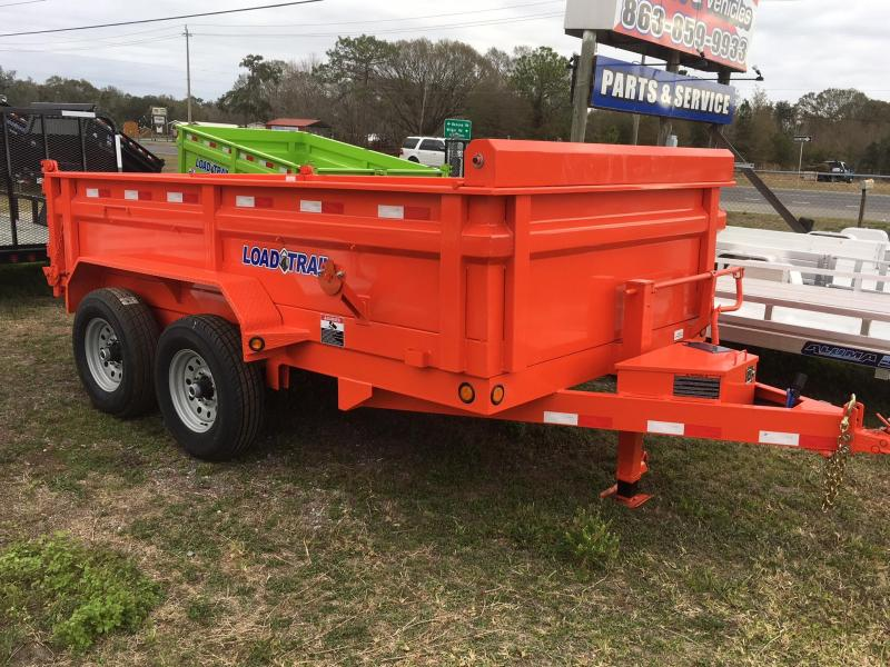 2018 Load Trail 7x12 Dump Trailer