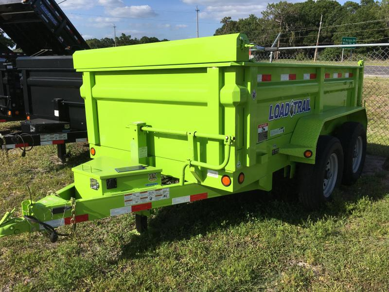 2019 Load Trail 6x10 Dump Trailer
