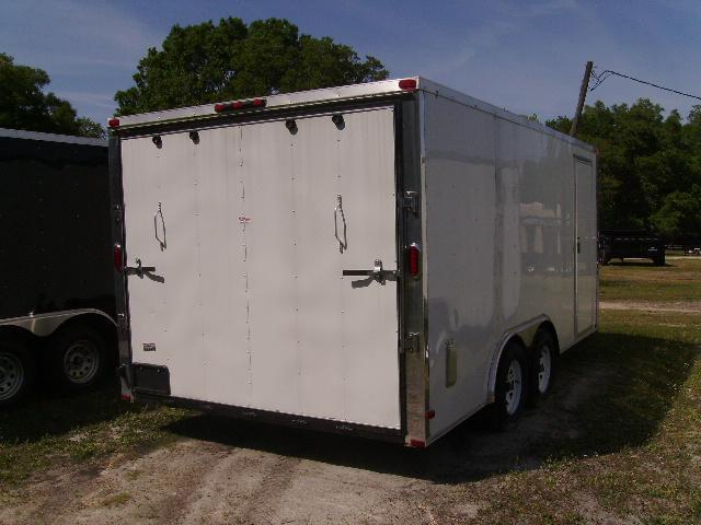 8.5x18 Arising  Trailers Enclosed Cargo Trailer