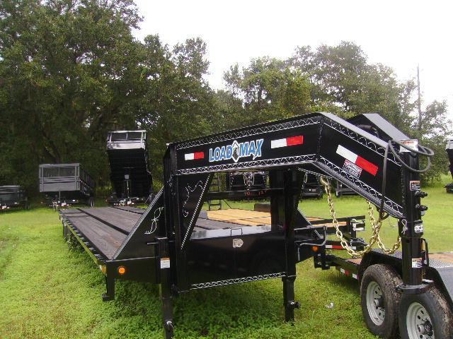 Atv Dealer Lakeland Fl >> 8.5x40 Load Trail Trailer Flat Deck Gooseneck Trailer [25900 GVWR] | Southern Wholesale Trailers ...