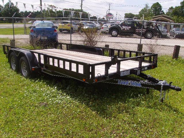 Atv Dealer Lakeland Fl >> 7x16 Load Trail Trailers ATV Tandem Axle Utility   Southern Wholesale Trailers   Flatbed, Dump ...