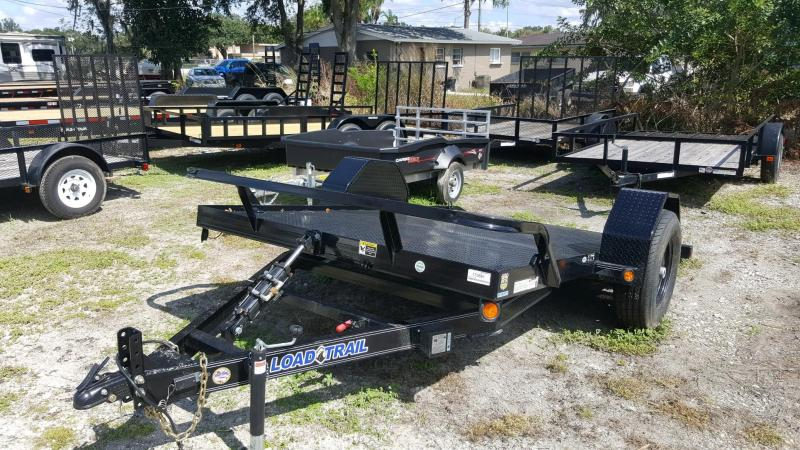 2019 Load Trail Scissor Hauler Trailer