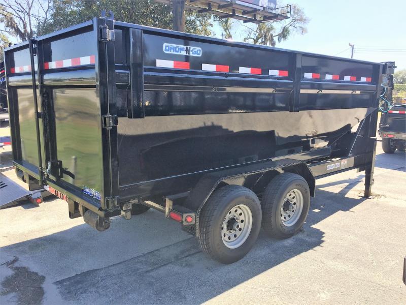 2017 Load Trail Drop-N-Go Roll Off Dump Trailer