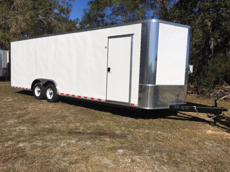 2018 Arising 8.5x24 Enclosed Cargo Trailer