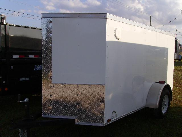 6X10 Trailers Enclosed Cargo Trailer