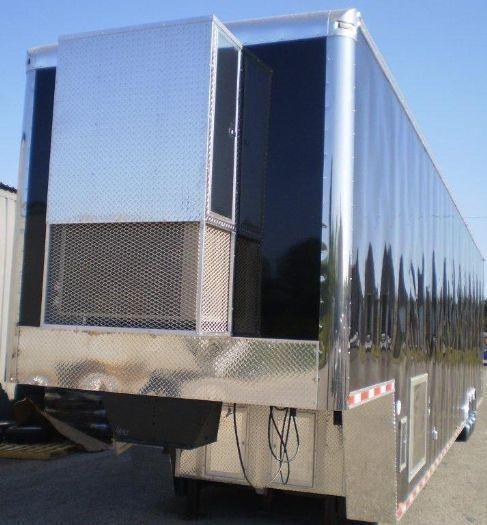 Custom 53' NASCAR Type Liftgate Trailer