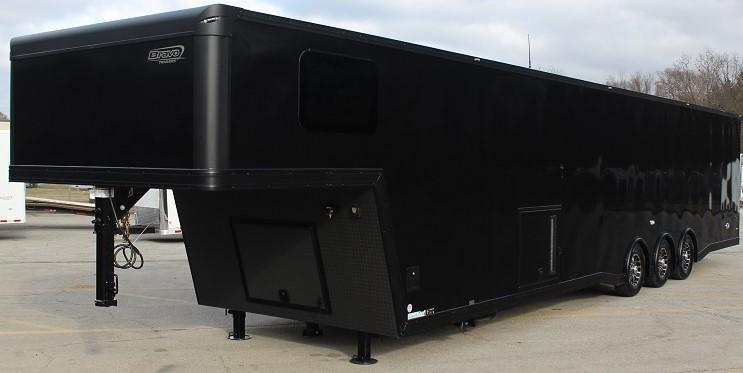 <b>PRI SHOW SPECIAL SAVE $13215 Off MSRP</b> 2020 44' Black Out LOADED w/Luxury Bathroom