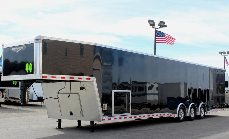 <b>SOLD MAKING MORE!</b>  2020 44' Millennium Extreme Gooseneck w/Tapered Nose & Loaded Out!