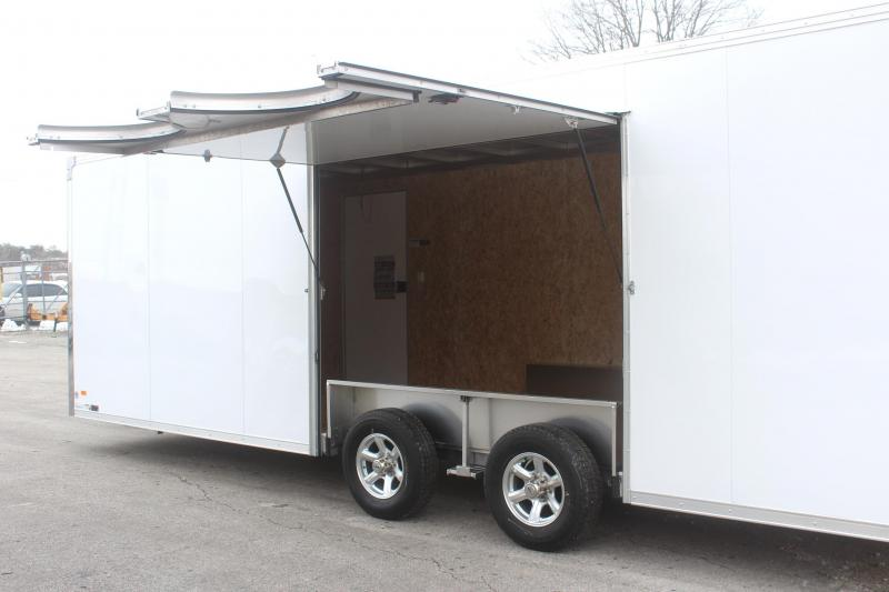 NEW EXTREME LITE LOW PRICE 2019 ALL ALUM FRAME 2019 Millennium Extreme Lite Car / Racing Trailer