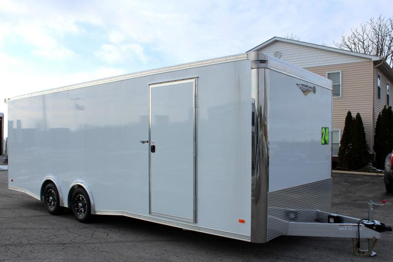 <b>SWEET DEAL SAVE $2000 OFF/ NEW MODEL LOW PRICE ALL ALUMINUM YOU PAY $14999</b> 2019 Millennium Extreme Lite Car Trailer