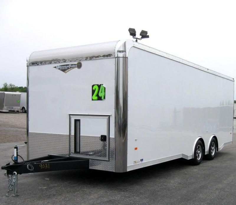 2017 24' NEW Millennium Thunderbolt Check Out Savings on this Packaged Deal