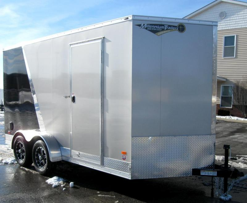 7'x14' Scout Cargo with Plus Pkg. 12