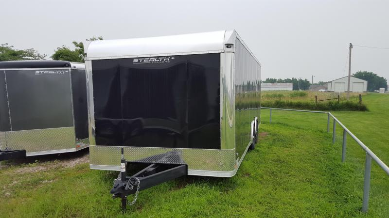 2016 Stealth Trailers Express Cargo / Enclosed Trailer