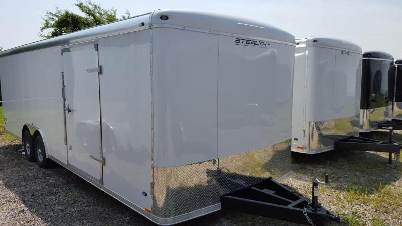 2016 Stealth Trailers Intruder Enclosed Cargo Trailer
