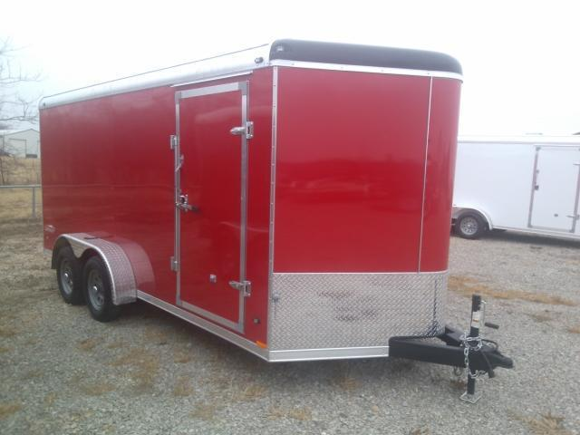 2015 Stealth Trailers Liberty Cargo / Enclosed Trailer
