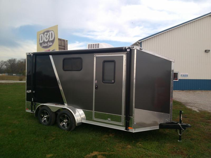 2015 Stealth Trailers BlackHawk Cargo / Enclosed Trailer