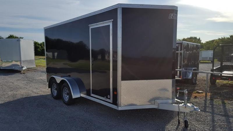 2016 Mission EZEC-DL Enclosed Cargo Trailer