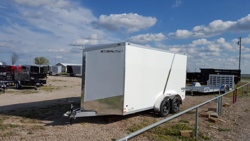 2017 Stealth Trailers Super Lite Enclosed Cargo Trailer