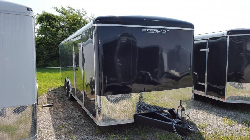 2016 Stealth Trailers Intruder Cargo / Enclosed Trailer
