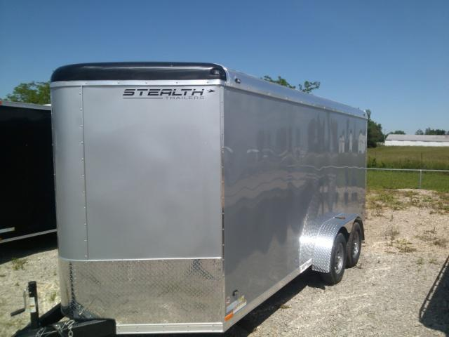 2015 Stealth Trailers 7x16 Cargo / Enclosed Trailer