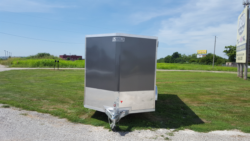2017 Mission DuraLite Enclosed Cargo Trailer