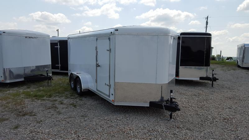 2016 Stealth Trailers 7x16 Cargo / Enclosed Trailer