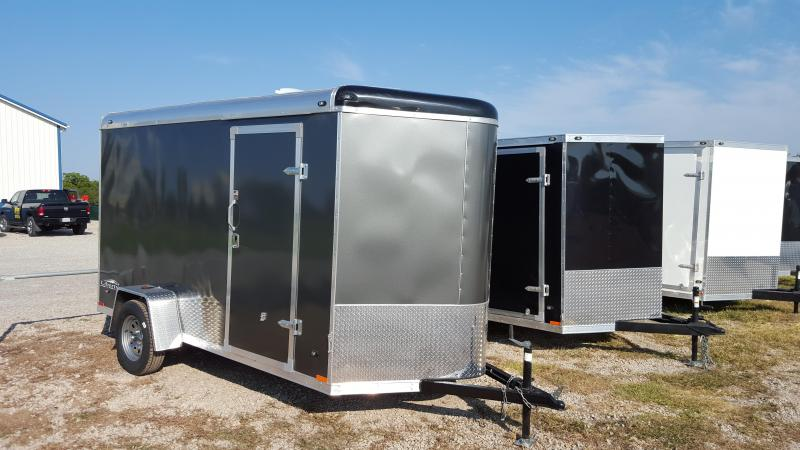 2016 Stealth Trailers Liberty Enclosed Cargo Trailer
