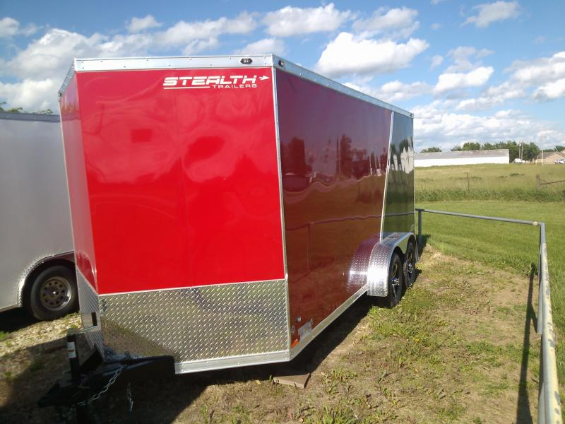 2016 Stealth Trailers 7x16 Liberty Cargo / Enclosed Trailer