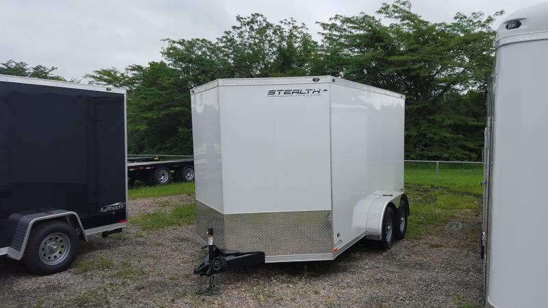 2016 Stealth Trailers Liberty Cargo / Enclosed Trailer