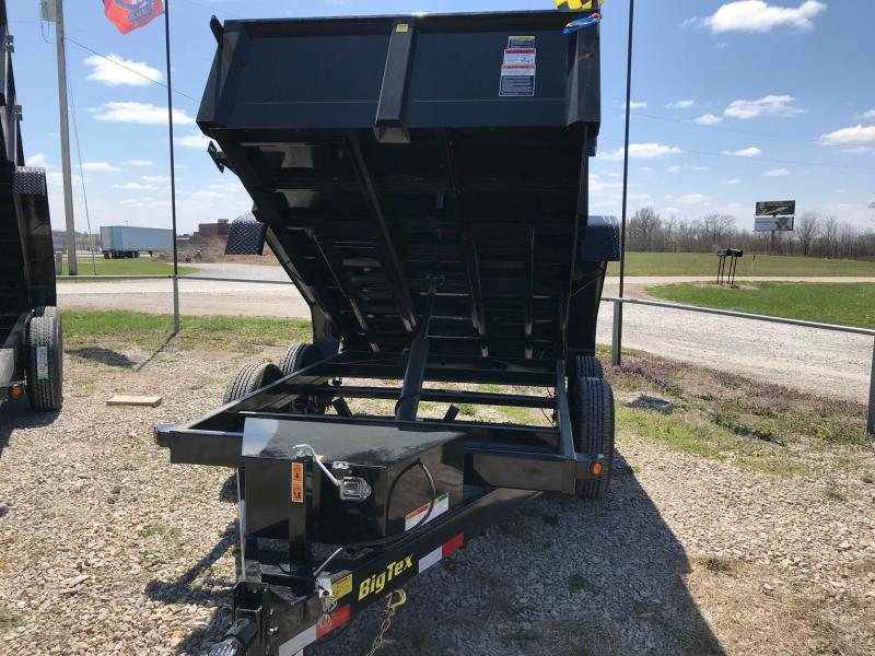 2018 Big Tex Trailers 14LX Dump Trailer