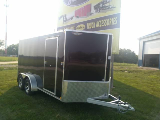 2014 H and H Trailer AL series Cargo / Enclosed Trailer