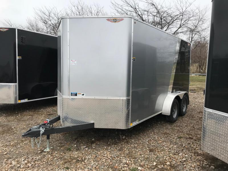 2018 H and H Trailer CARGO Enclosed Cargo Trailer