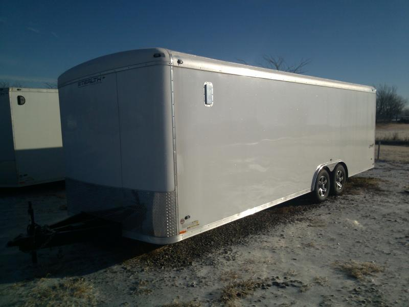 2015 Stealth Trailers Intruder Cargo / Enclosed Trailer