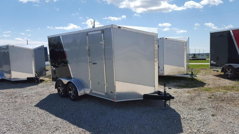 2017 Stealth Trailers Titan SE Enclosed Cargo Trailer