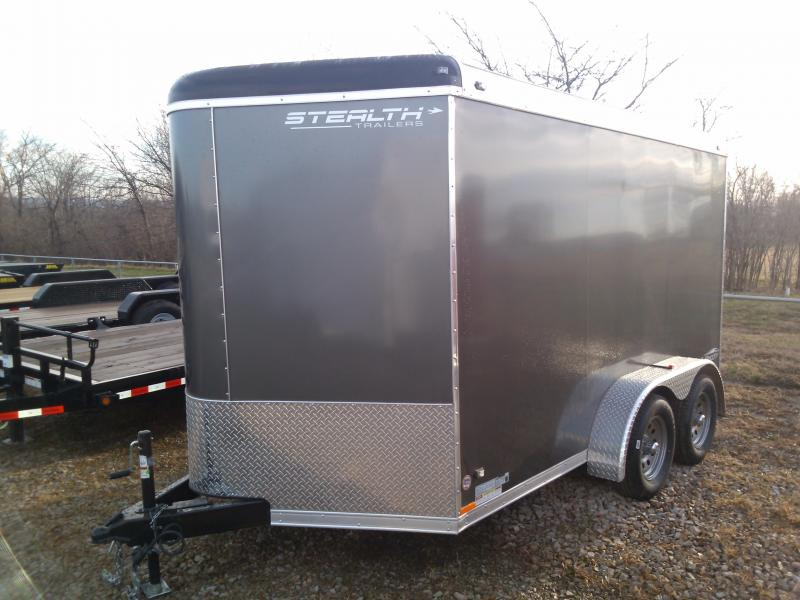 2016 Stealth Trailers 7x12 Cargo / Enclosed Trailer
