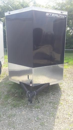 2017 Stealth Trailers Liberty Enclosed Cargo Trailer