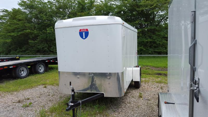 2014 Interstate Load Runner Cargo / Enclosed Trailer