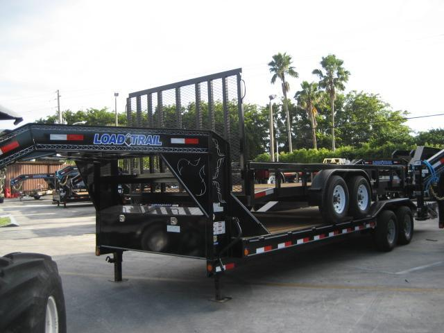 *H87* 8.5x26 Gooseneck Equipment Hauler Trailer|Drive Over Fenders|Dove 8.5 x 26 | EQG102-26T7-DOF/MPD