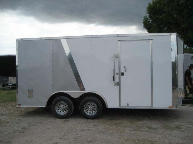 E10 8 5x16 Enclosed Trailer Cargo Car Hauler Lr Trailers