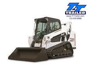 T595 Bobcat Track Loader Skid Steer