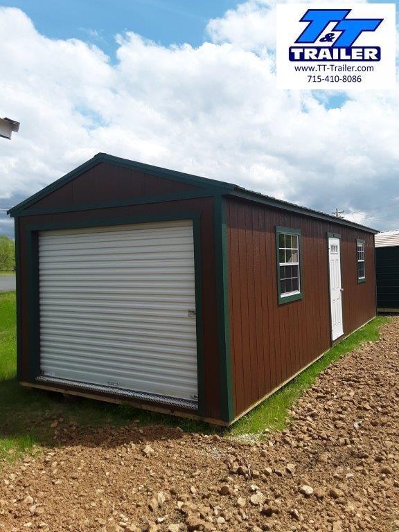 Urethane Garage (12' x 32')