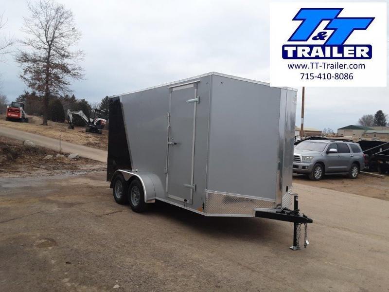 2020 Discovery Rover ET 7 x 14 V-Nose Enclosed Cargo Trailer