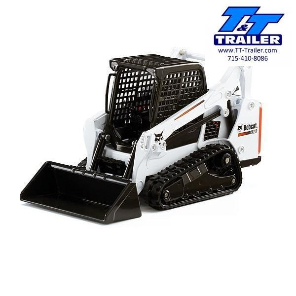 T450 Bobcat Track Loader Skid Steer