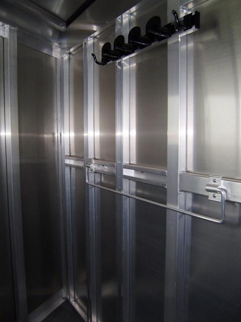 Extruded Aluminum Extruded Aluminum Interlocking Plank Floor
