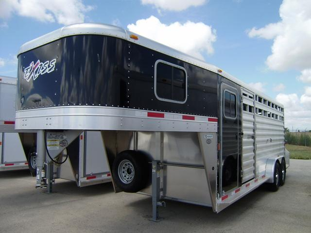 2014 Exiss 20' Stock Combo Trailer