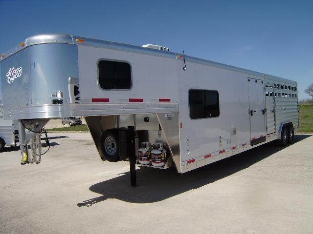 2014 Exiss STC 830 Stock Combo 8' Short Wall